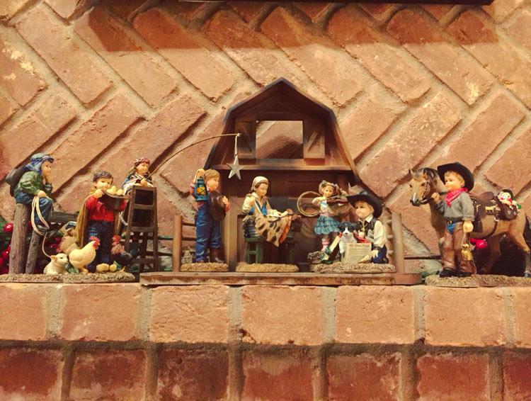 western nativity